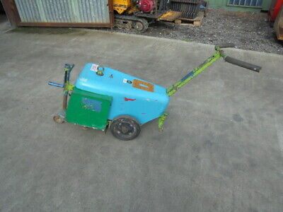 Macdonald FB 5 Wacker Plate Floor Scabbler WORKS WELL £425 + VAT • 510£