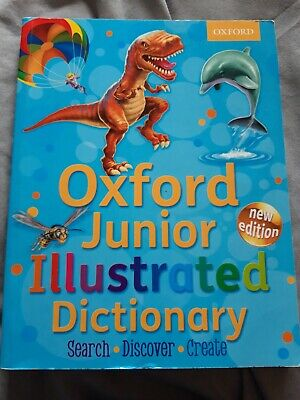 Oxford Juniour Illustrated Dictionary • 3£