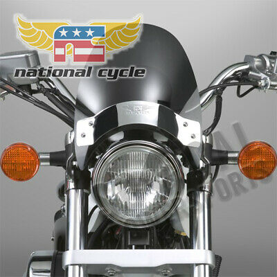 $189.95 • Buy National Cycle FLYSCREEN WINDSHIELD 1980-1982 YAMAHA SR 250 DARK TINT / N2533