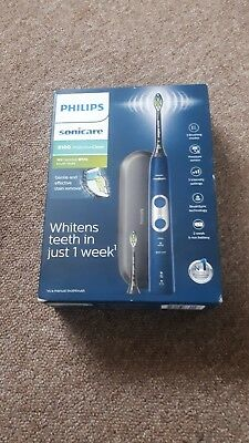 View Details Philips Sonicare ProtectiveClean 6100 Electric Toothbrush Blue HX6871/47  • 65.00£