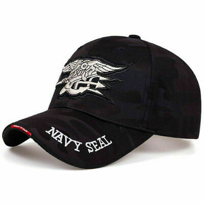 £4.99 • Buy Mens NAVY SEAL Embroidery Baseball Caps Tactical Army Cap Trucker Snapback Hat