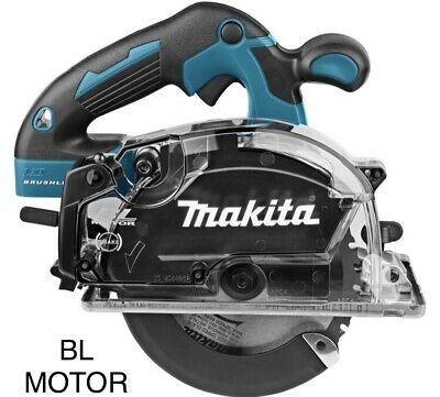 Makita 18 V Brushless  Dcs553z  150mm Metal Cutting Saw (body Only) • 349£