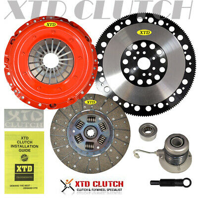 $280.55 • Buy Xtd Stage 2 Clutch & Flywheel Kit 2005 2006 2007 2008 2009 2010 Mustang Gt 4.6l