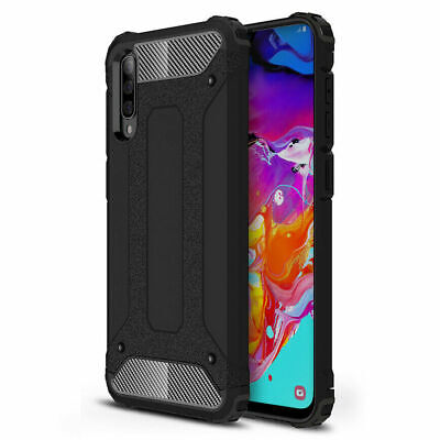$ CDN9.74 • Buy Armour Case For Samsung Galaxy A10 A20E A40 A50 A70 S10 S10E S9 S8 S20 S7 Cover