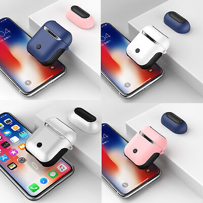 $ CDN6.47 • Buy For Apple AirPods Cover Charging Case Holder Accessories Protector UK