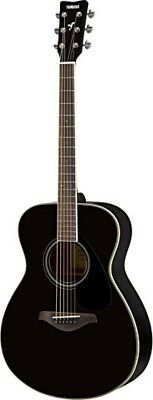 AU824.44 • Buy YAMAHA Acoustic Guitar FS SERIES Black FS820BL