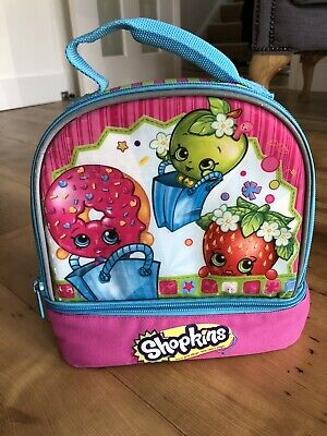 $ CDN4.41 • Buy Shopkins Double Decker Lunch Bag