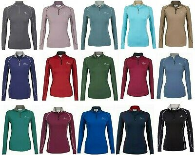 My LeMieux Base Layer Technical Wicking Stretch XC Top NEW WINTER 2020 COLOURS • 37.95£