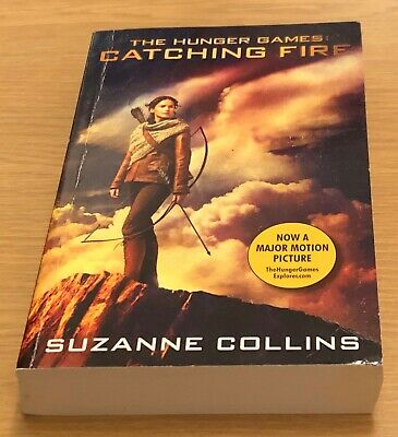£2.99 • Buy CATCHING FIRE The Hunger Games Book (Paperback)