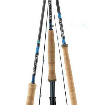 G-Loomis NRX 1089-4 Trout 9' 4-Piece Fly Fishing Travel Rod • 815$