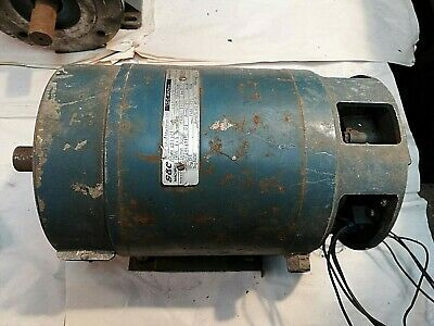 GEC 1.5KW DC SHUNT MOTOR 3000rpm Variable Speed Control, Electric Car Project  • 160£