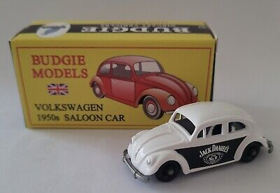 Budgie Diecast Models No 12 1950s GUINNESS VW Micro Bus Approx OO Gauge 1/76 4mm • 7.95£