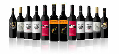 View Details Xmas All Time Favourite Red Wine Mix W/ Yellow Tail Merlot (12 Bottles)  • 76.00AU