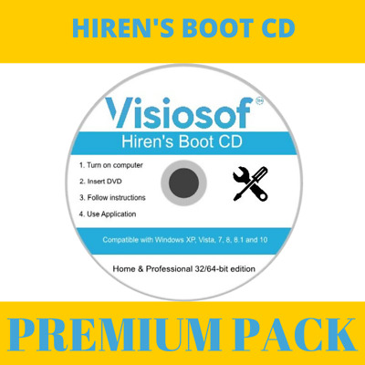 £3.98 • Buy Hirens Boot CD For Repair Loop And System Recovery