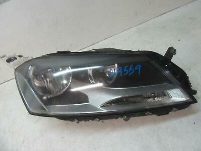 AU175 • Buy Volkswagen Passat Right Headlamp 3c/mk6 B7, Alltrack/sedan/wagon, Halogen Type,