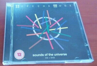Depeche Mode-sounds Of The Universe,cd+dvd Europe 2009 • 12.80£