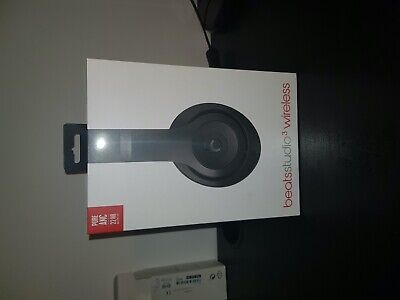 Beats By Dr. Dre Studio Studio 3 Wireless Headphone - Matte Black • 200£