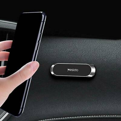 $5.19 • Buy Strip Shape Magnetic Car Phone Holder Stand For IPhone Magnet Mount Accessories