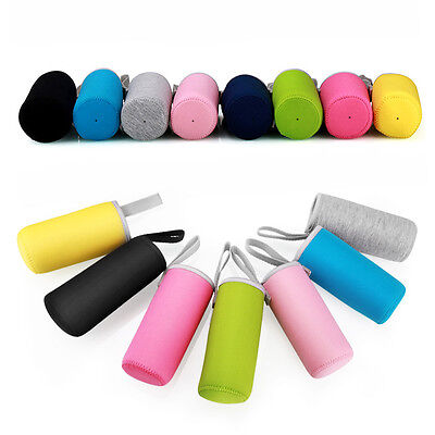 AU1.19 • Buy Hot Sport Water Bottle Bag Sleeve Bag Neoprene Bottle Cover Insulator 500ml