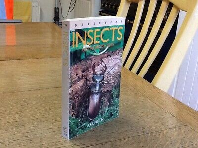 £9.99 • Buy Observers Book Of Insects 1987:: N I L