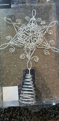 Christmas Tree Topper • 3£