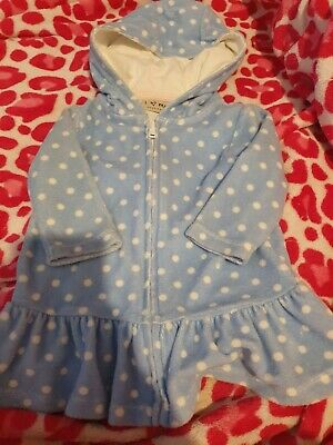 Lovely Girls Next Hooded Cardigan Jacket Age 3-6 Months • 3.49£