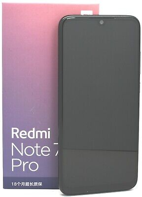 USED - Xiaomi Redmi Note 7 Pro 128GB (FACTORY UNLOCKED) 48MP (Global) Black • 199.99$