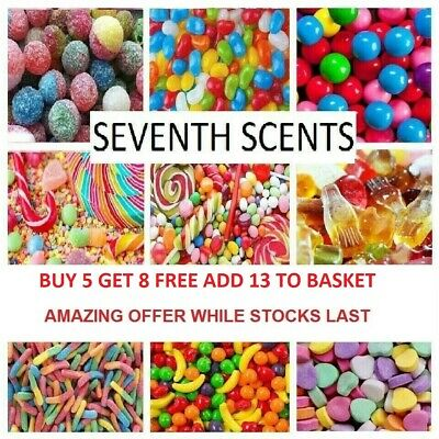 £2.50 • Buy 10ml Fragrance Oil - ADD 13 TO CHECKOUT - Candle Bath Bomb Soap Making Wax Melts