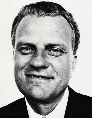 $139.11 • Buy 1964 Billy Graham By Richard Avedon Christian Religion Evangelist Photo Gravure