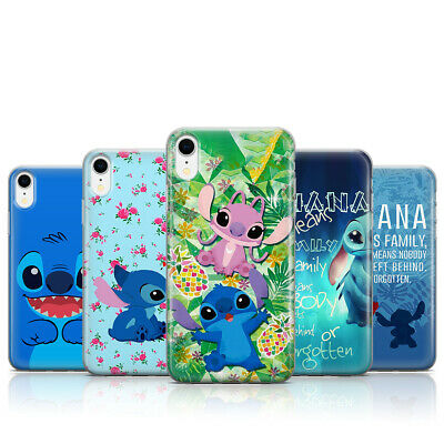 Disney Lilo And Stitch IPhone Case Cover For IPhone 6 7 8 Plus XR XS Max 11 Pro • 5.99£