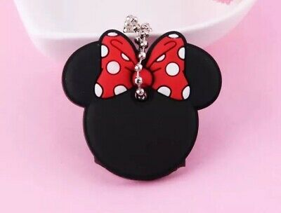 Disney Minnie Mouse Key Fob Cover. New. Xmas, Gift, Reveal • 2.99£