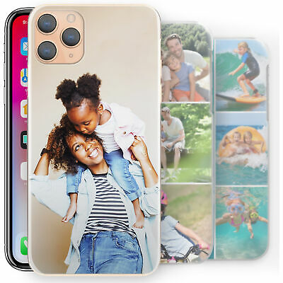£8.99 • Buy Personalised Phone Case, Hard Cover- Customise With Photo/Image/Collage/Text