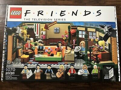 $89.99 • Buy Lego Ideas Friends Central Perk 21319 Limited In Hand Shipping Now
