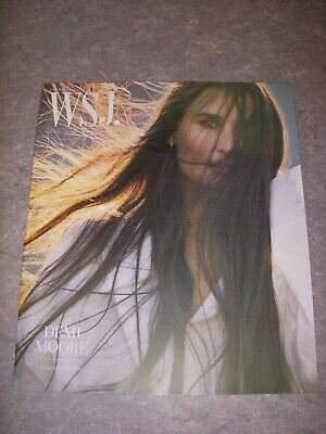 $14.99 • Buy Wall Street Journal Magazine, Wsj, October 2019, Demi Moore, Naomi Campbell!