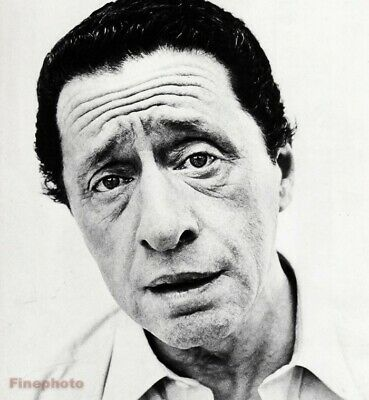 $176.13 • Buy 1961 Harold Arlen Music Composer By Richard Avedon Songwriter Photo Art 11x14