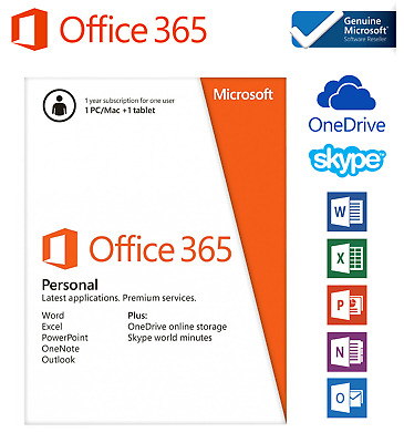 AU88 • Buy Office 365 Personal - Electronic Software Delivery (ESD)