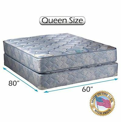 Posture Guard Sleep SupportQueen Size Mattress Only For Comfortable Sleep • 110.45£