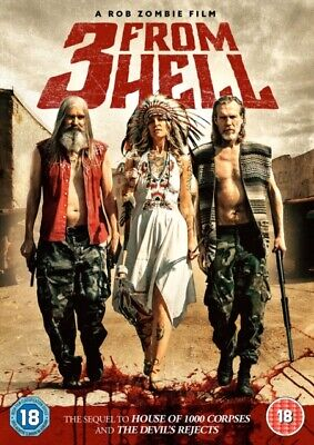 AU34.95 • Buy 3 From Hell Three From Hell DVD New & Sealed