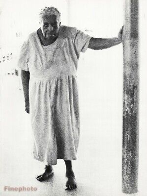 $163.21 • Buy 1960s Psychiatric Black Patient Mental Asylum Richard Avedon Vintage Photo Art