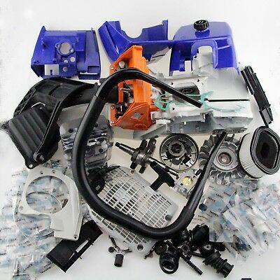 AU426.05 • Buy Complete Repair Kit For Stihl MS660 066 Engine Motor Crankcase Cylinder Chainsaw