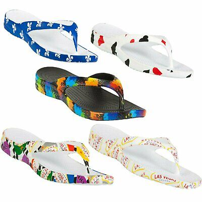 $11.11 • Buy DAWGS Men's Sandals Thongs Flip Flops W/ Arch Support - TONS OF COLORS & SIZES