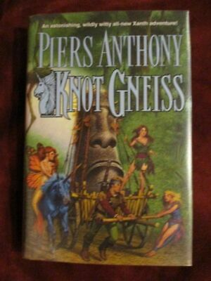 Piers Anthony - KNOTT GNEISS (  XANTH ) - 1st • 13.95$
