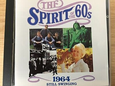 TIME LIFE - The Spirit Of The 60s - 1964 Still Swinging - Various CD Exc Cond! • 5.97£