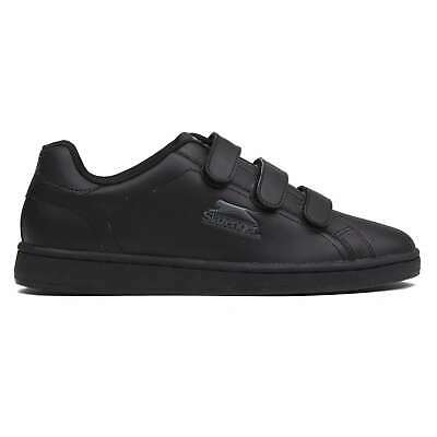 £19.99 • Buy Slazenger Mens Ash Strap Trainers Sports Shoes Court Hook And Loop Close Fit