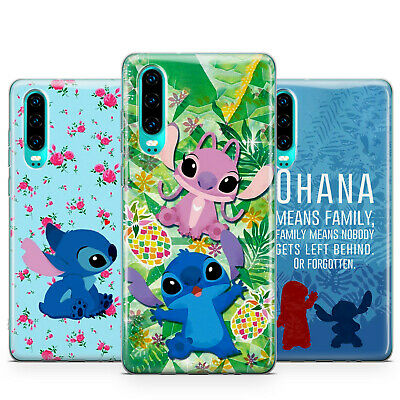Lilo And Stitch Cute Ohana IPhone Case Cover Fits For Huawei P30 Pro Lite • 5.99£
