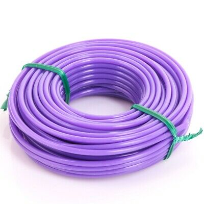 £4.05 • Buy 2MM X 10MM NYLON TRIMMER LINE Purple Garden Strimmer Replacement Cord Cable Wire