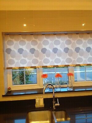 Patterned Roller Blind Cappacino/Beige Colour • 20£