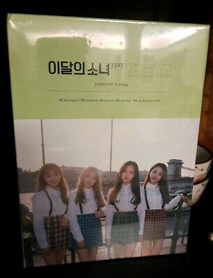 LOONA YYXY Beauty & The Beat Limited Version A Mini Album NEW Sealed Rare OOP • 150.43£