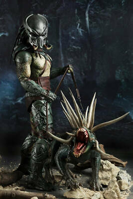 $ CDN436.66 • Buy TRACKER PREDATOR With Hound 14  1/6 Scale Figure Alien HOT TOYS