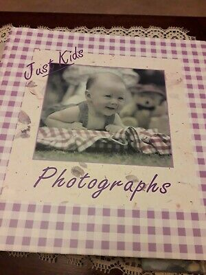 1998  Special  Edition   Photograph   Album   Just  Kids  Photographs   • 4.99£